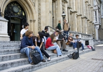 Higher Education Student Support in England - Written Ministerial Statment